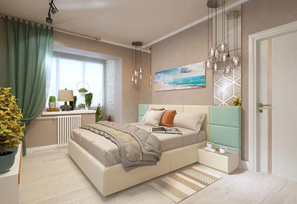 Современные идеи оформления интерьера спальни 2020