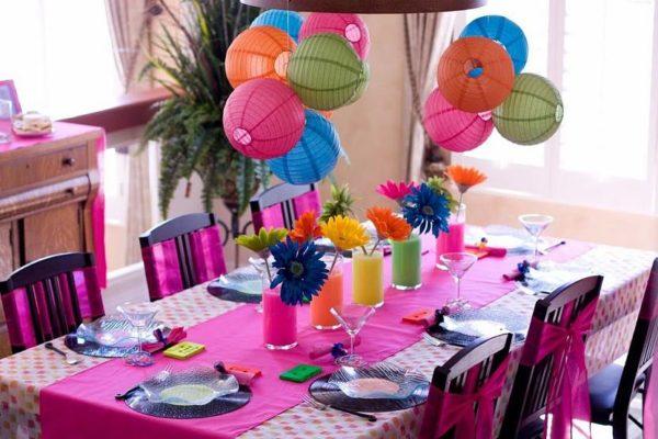 Как оформить комнату на День рождения ребенка