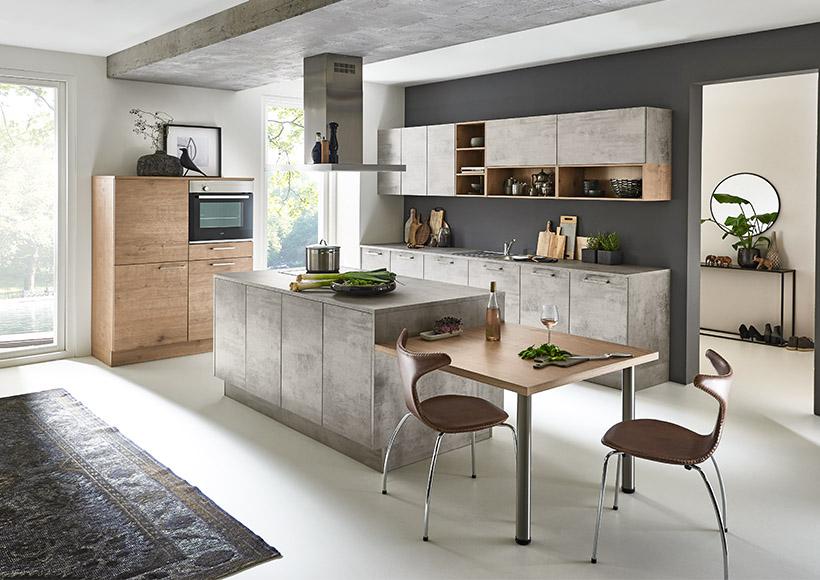 Кухня Нольте