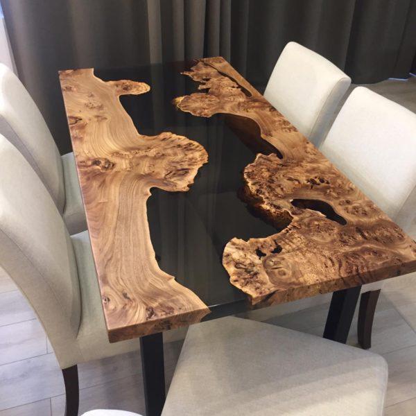 Обеденные столы: правила выбора подходящей мебели