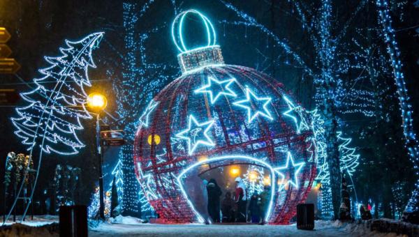 Где встретить Новый год 2021 в Москве недорого и необычно