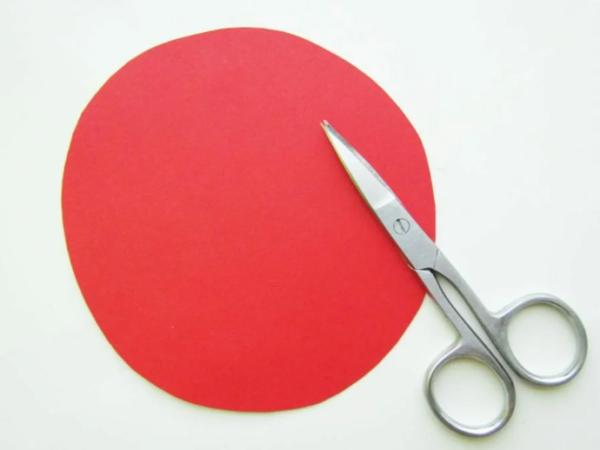 Вырезать круг