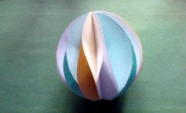 Готовый шар