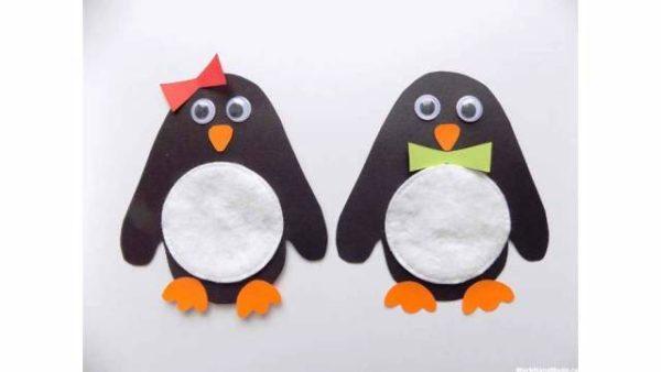 Два пингвина