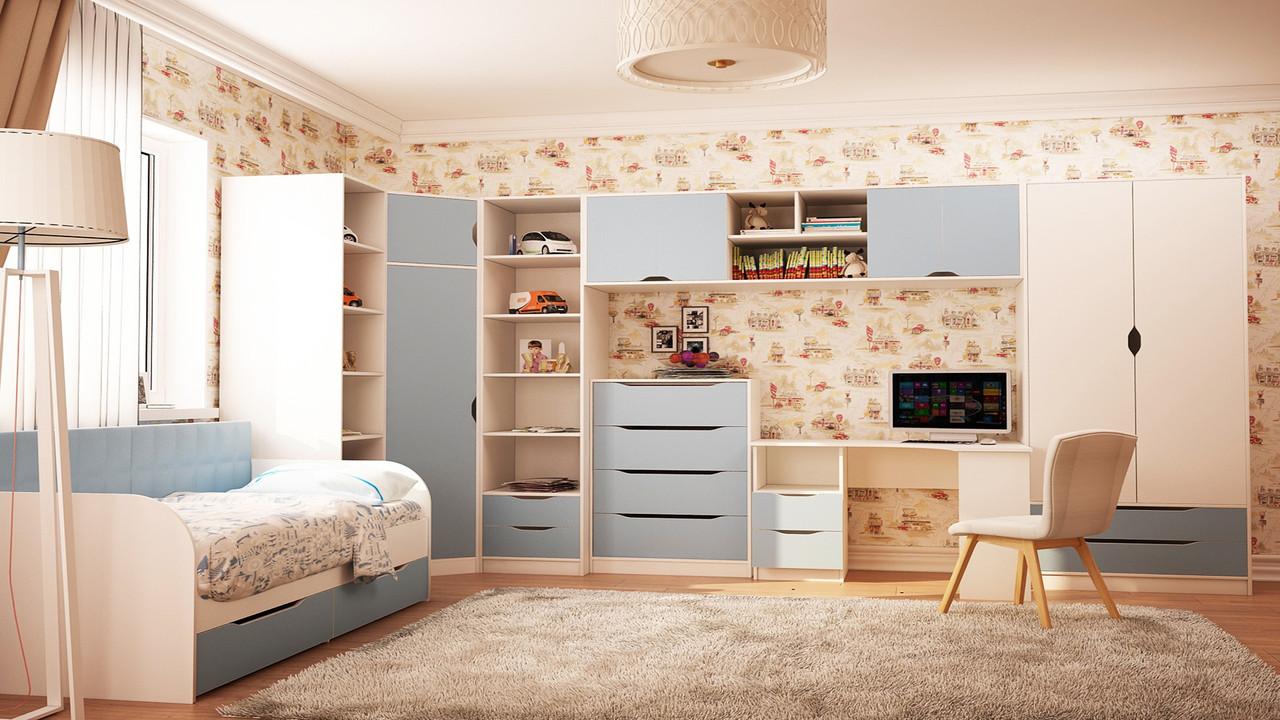 Деревянная мебель: забота о здоровье ребенка