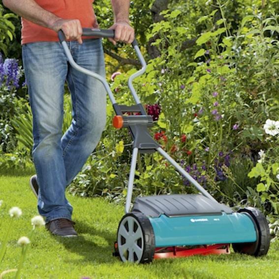 Советы по выбору садовой техники Gardena